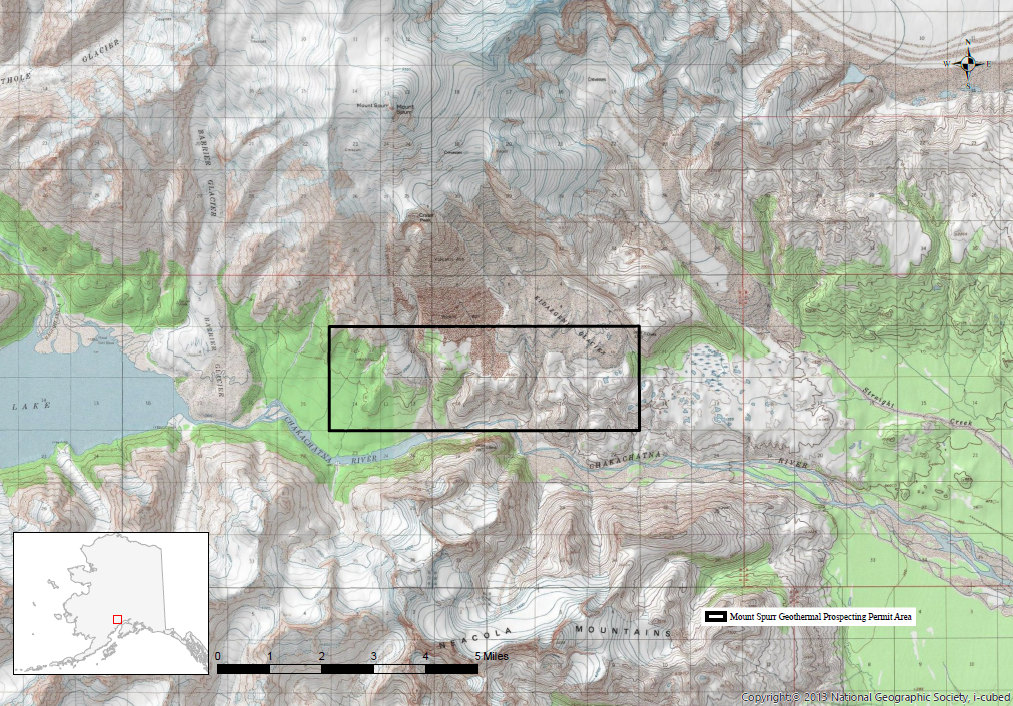 Mt. Spurr Noncompetitive Geothermal Prospecting Permit Preliminary Findings